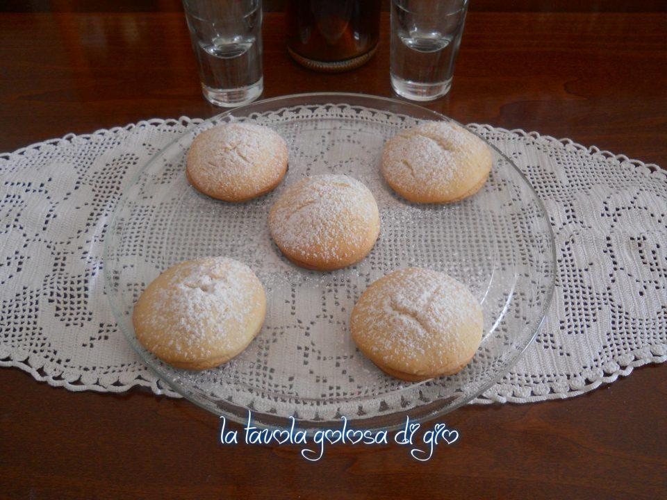 Biscotti morbidi al cuor di mela