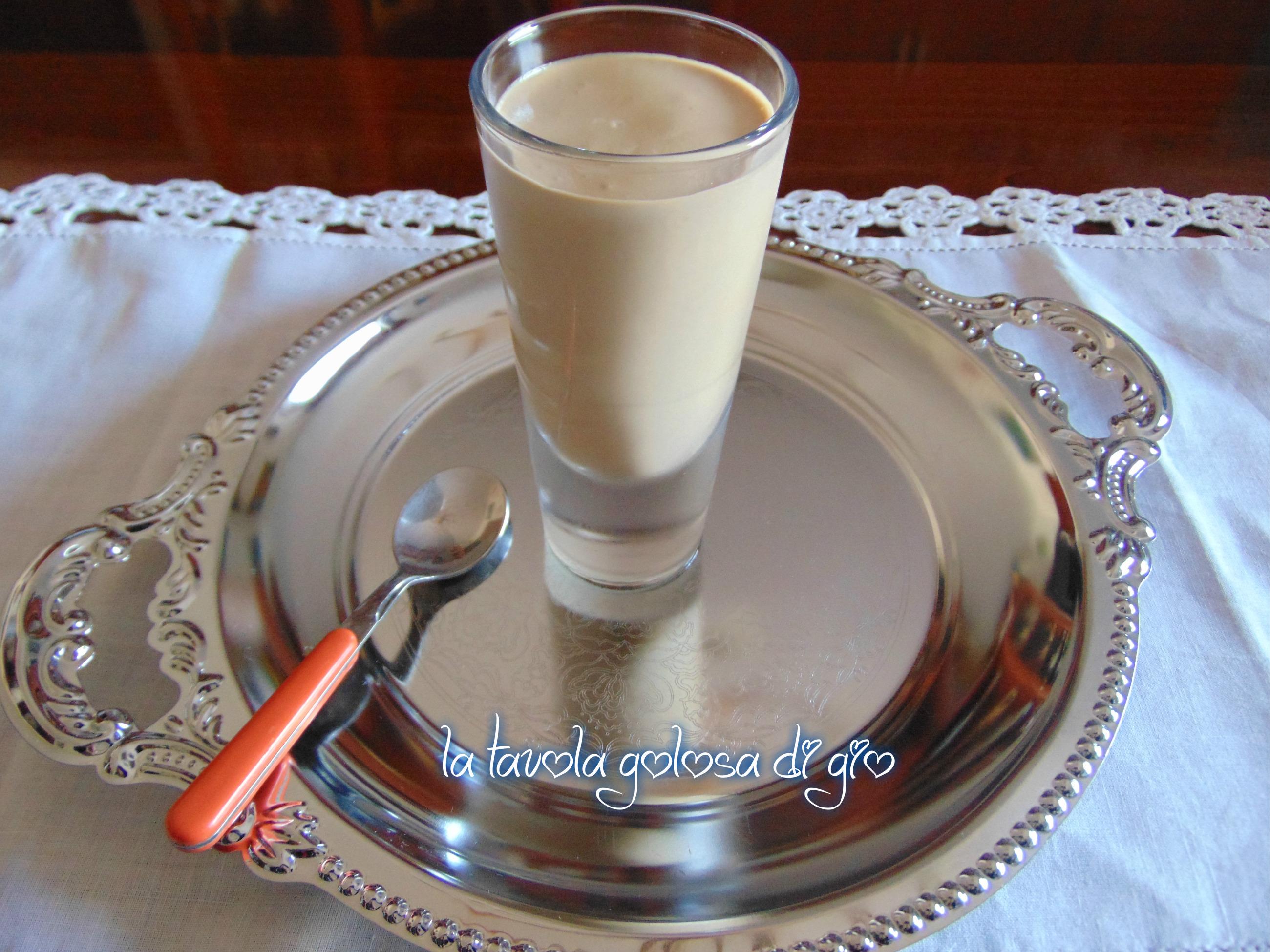 Crema Di Caffè E Panna In Bottiglia La Tavola Golosa Di Giò