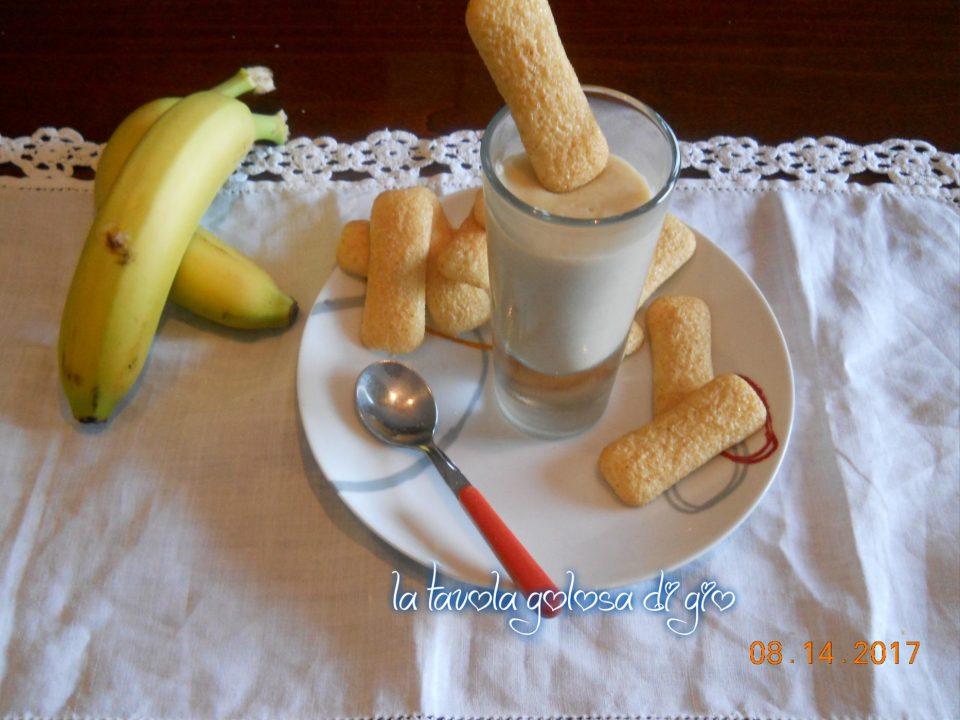 Crema Pasticcera Golosa alla Banana