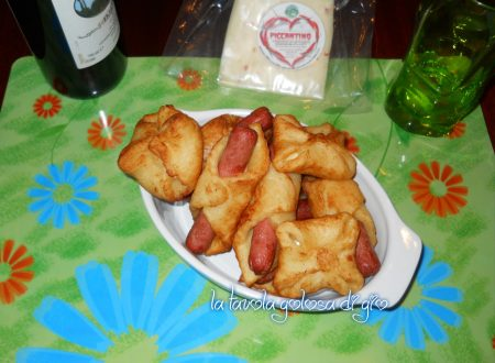 Fagottini di patate rustici in padella