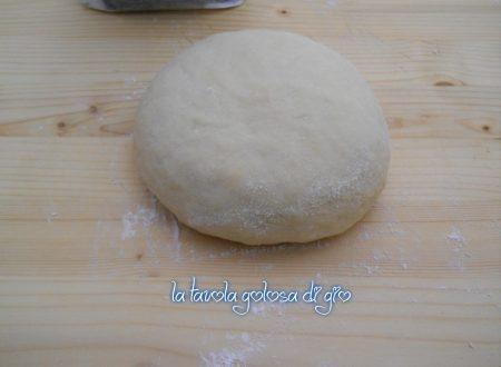 Pasta brisè senza lievito e senza uova