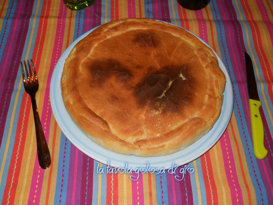 Pizza Morbida al Latte con Provola