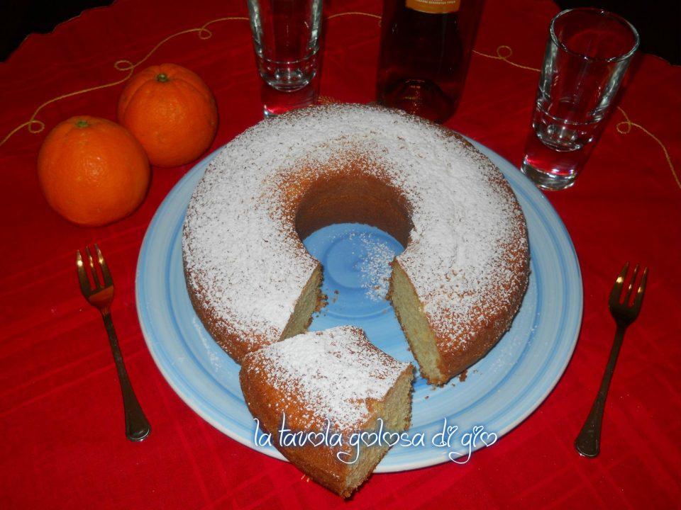 Torta morbidissima all'arancia senza burro