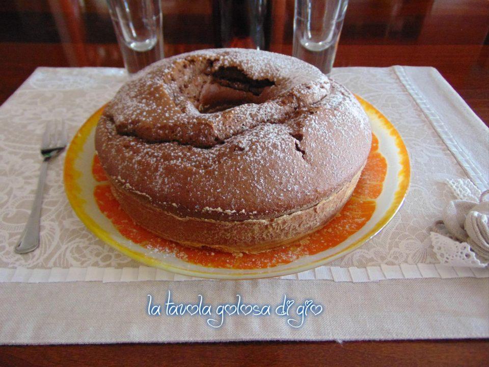 Torta Soffice Frizzante Senza Lattosio