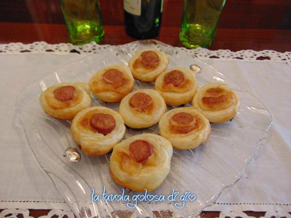 Bocconcini Salati in Sfoglia Facili e Veloci