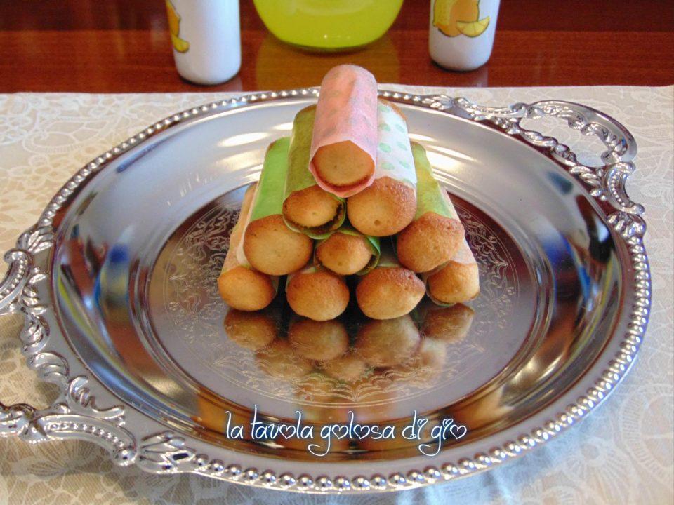 Cartucce napoletane dolcetti da dessert