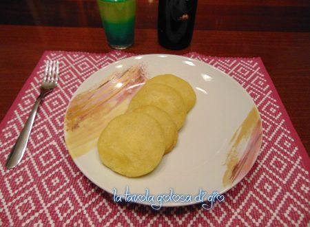 Focaccine di patate in padella