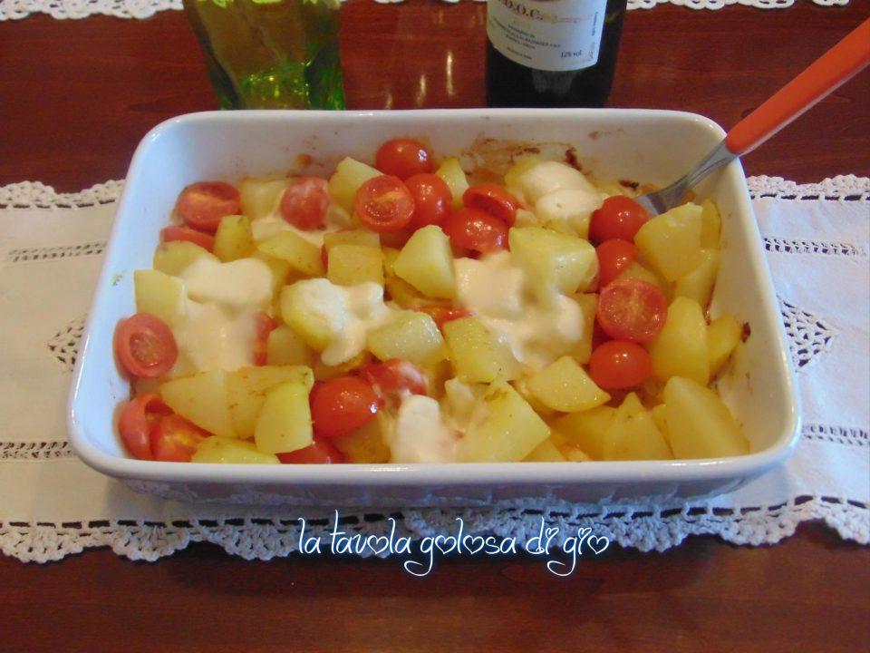 Patate vastase ricetta saporita