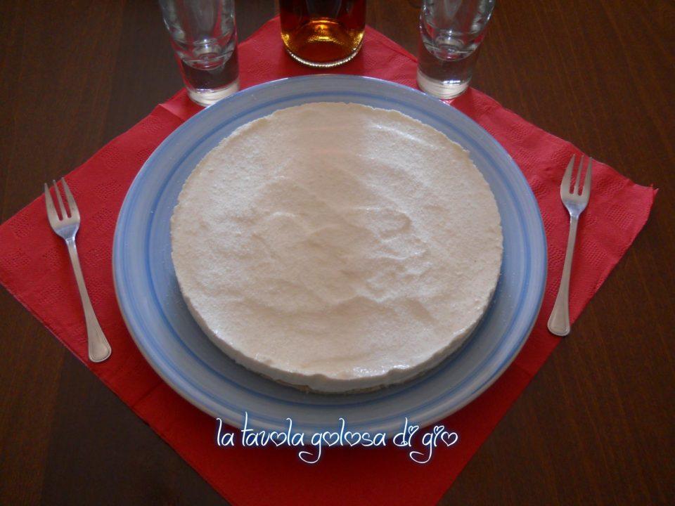 Torta fredda di wafer e cocco golosissima