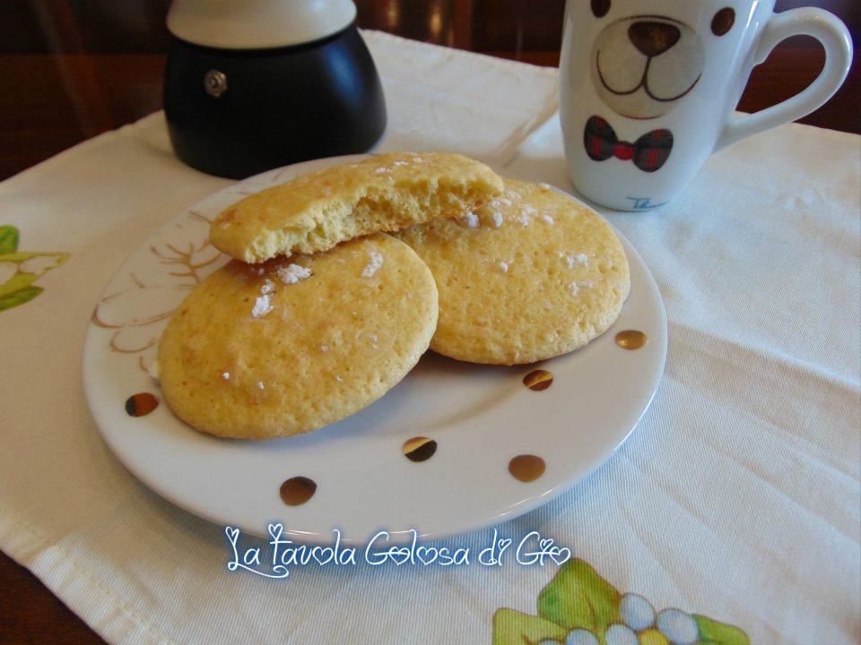 Biscotti savoiardi siciliani con tre ingredienti