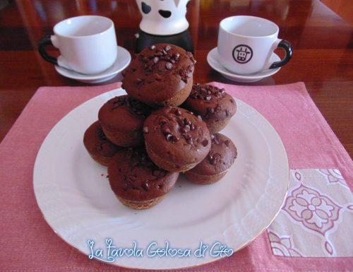 Semisfere al cacao ripiene di marmellata