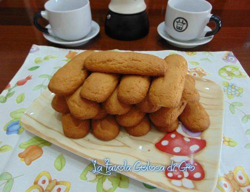 Pastinelle biscotti siciliani da inzuppo