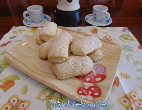 Biscotti della nonna calabrese al latte