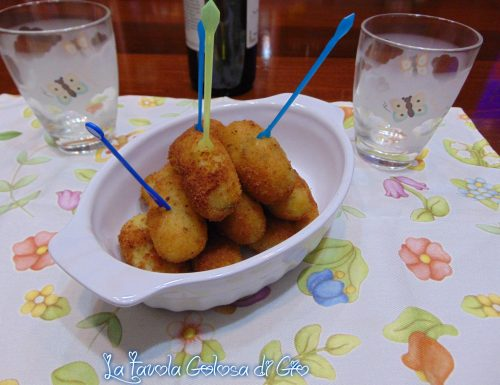Crocchette di patate sfiziose palermitane