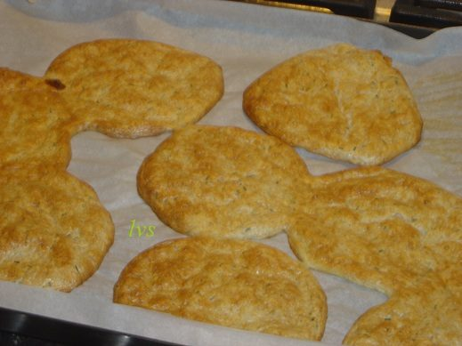 Gallette dukan-style