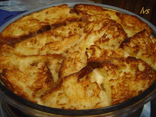 Torta di pane raffermo al formaggio