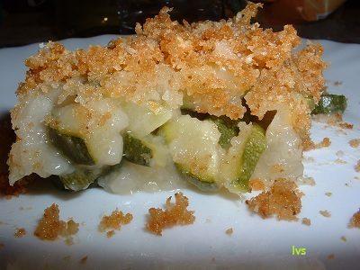 Scarpaccia di zucchine