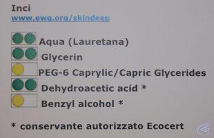 Acqua struccante ( simil acqua micellare )