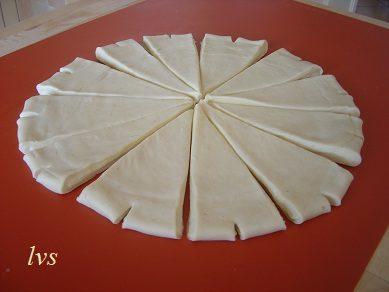 Croissant metodo sfogliette a lievitazione naturale