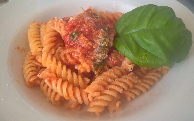 Salsa Pomodori e basilico