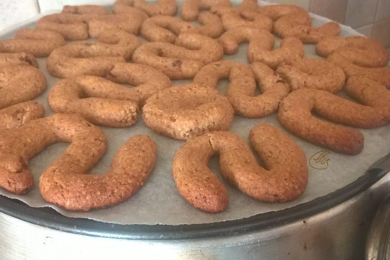 Biscotti integrali nel Forno Estense