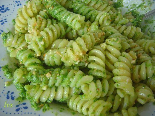 Pesto alla rucola