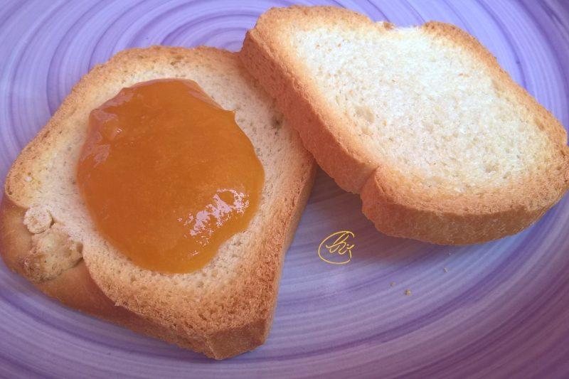 Composta di susine gialle senza zucchero