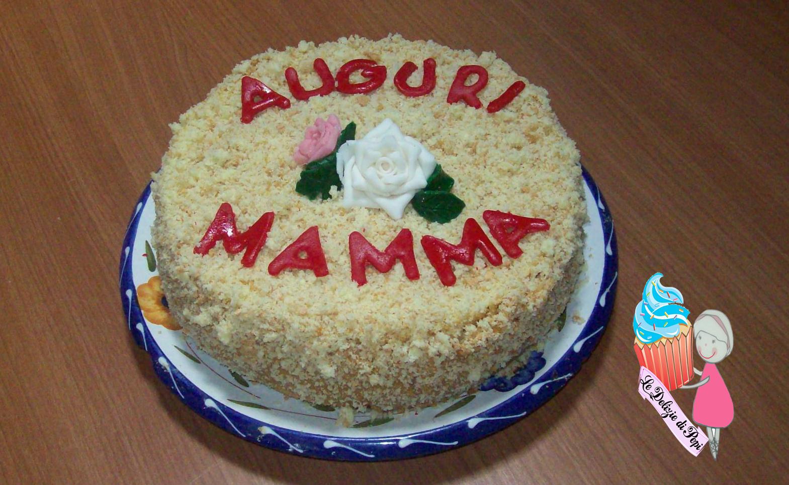 Ricetta per la torta mimosa