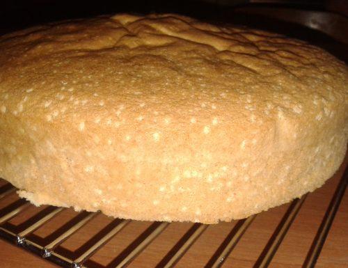 Pan di spagna veloce