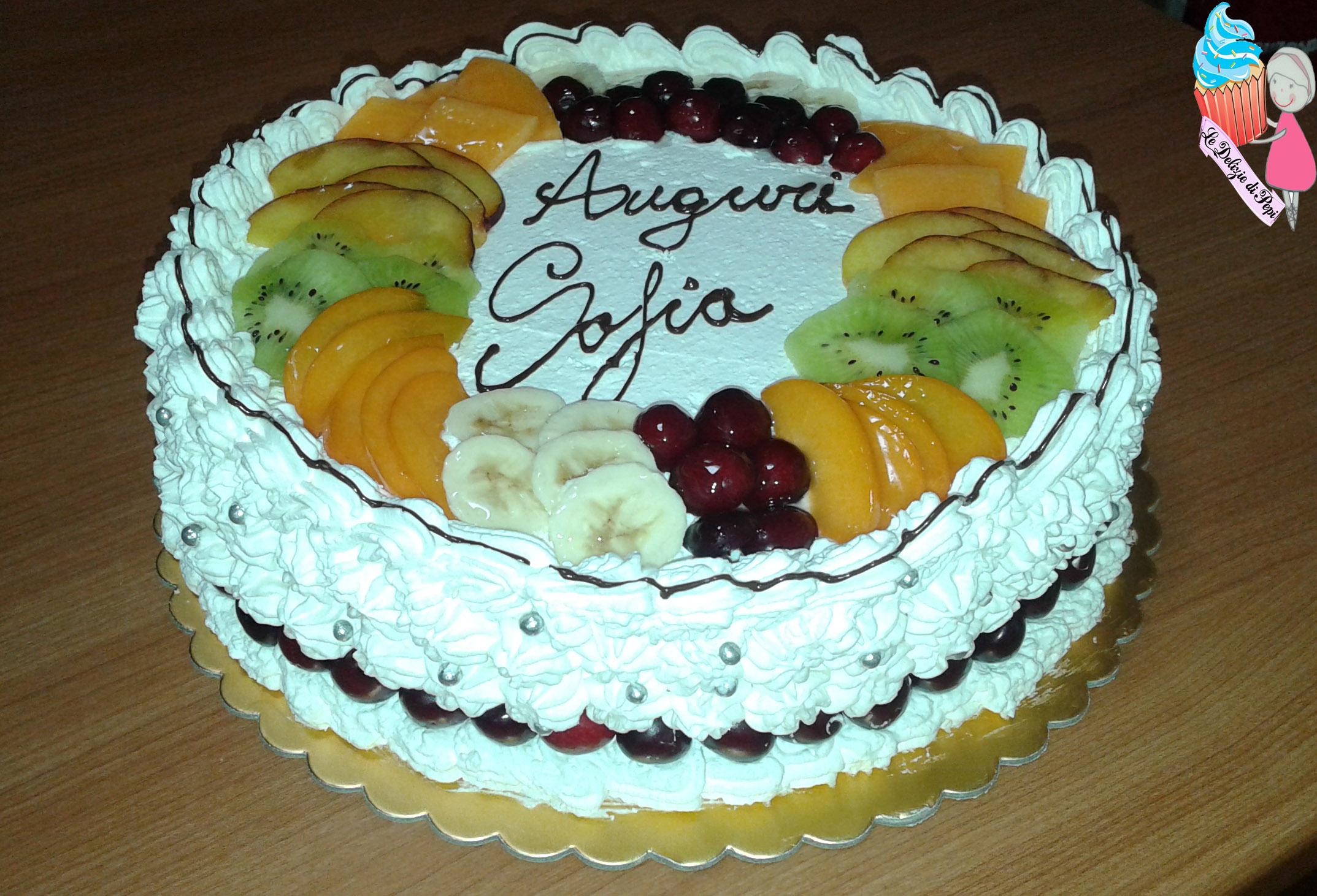 Cake Design Pan Di Spagna