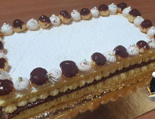 Pasta biscotto chiffon
