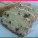 PLUM-CAKE CON GOCCE DI CIOCCOLATO SENZA LATTOSIO: