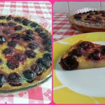 CLAFOUTIS ALLE CILIEGIE: