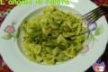 Pasta gamberetti e asparagi