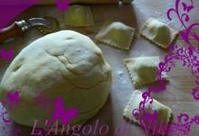 Pasta fresca per ravioli