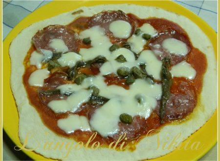 Pizza di piadina