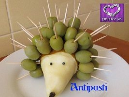 #Antipasti: Cannoli salati ripieni