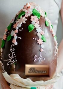 Uovo di Pasqua FATTO IN CASA!