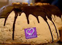 #RicettedelleFeste: Zuccotto di panettone glassato