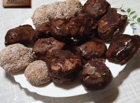 Mustaccioli classici al cioccolato (Dolcetti)