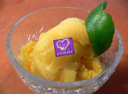 Sorbetto rapido al mango