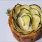 Videoricetta Rose di zucchine al forno