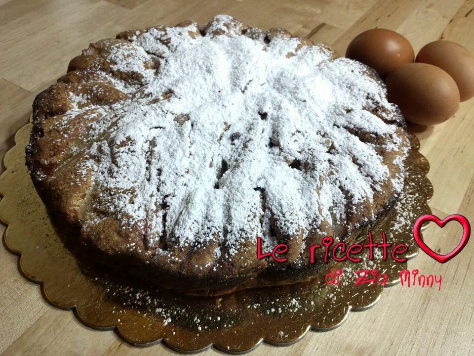 Torta pere con il bimby