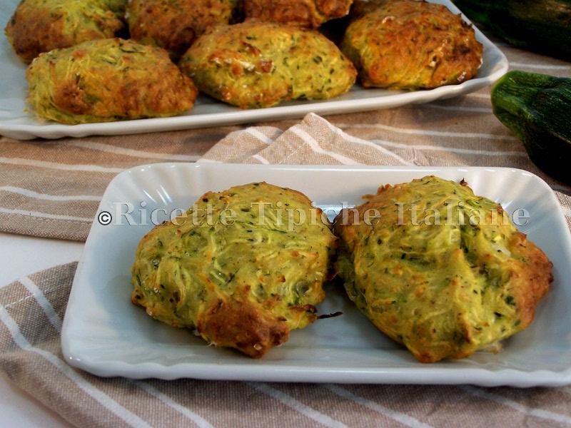 Conosciuto Frittelle di zucchine al forno – Cris Diary YN53