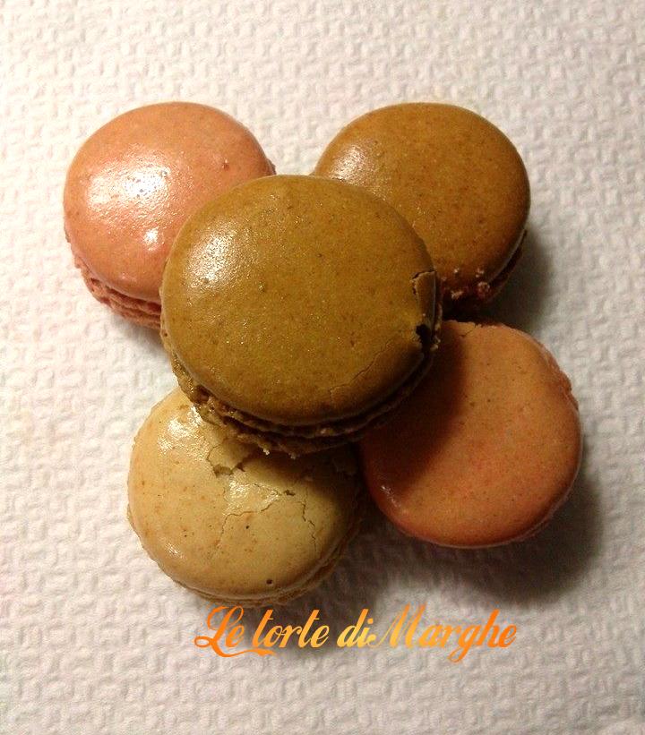Macarons dolcetti francesi ricetta