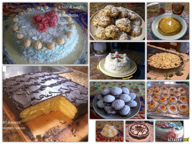 Le mie torte da condividere con voi