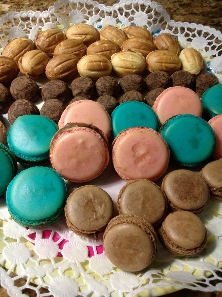 macarons colorati ricetta dei dolcetti francesi