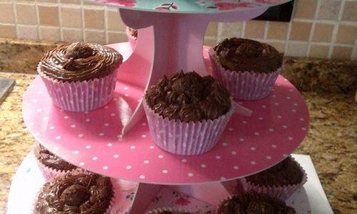 Cupcake mania al cioccolato ricetta…..
