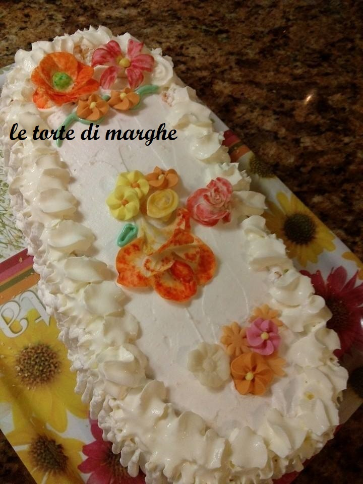 Torta Per la festa della mamma ricetta semplice