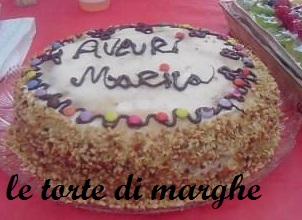 torta nocciolata